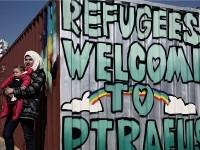 Grčka usporila promet brodara koji prevoze imigrante