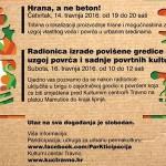 Urbano vrtlarenje u Novom Zagrebu
