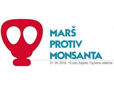 Monsanto je simbol korporativnog gledanja na svijet - proučuju organizatori