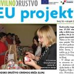 """26. broj """"EU projekata"""""""