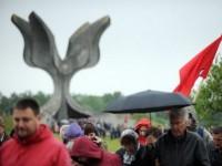 Dvije tisuće ljudi došlo je odati počast jasenovačkim žrtvama, foto: snimio Denis LOVROVIĆ