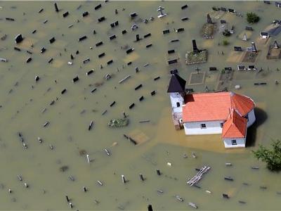 S ekonomskog stajališta najrazornije su poplave, koje su pričinile 38,5 posto ukupne štete.