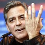 Clooney na čelu povorke u povodu obilježavanja genocida nad Armencima
