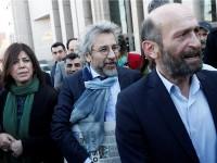 Četvero turskih sveučilišnih nastavnika u pritvoru je od prsšloga mjeseca (Hina/AFP).