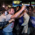 U Skoplju više tisuća ljudi izašlo na ulice