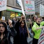 Više stotina prosvjednika protiv Trumpa u New Yorku