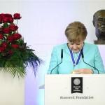 Merkel dobitinica Nagrade četiriju sloboda