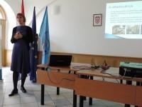 Jelena-Gordana Zloić voditeljica Odjela za ugovaranje i dodjelu financijskih potpora u Zakladi Slagalica