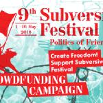 9. Subversive Festival: Politike prijateljstva
