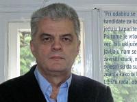 Na slici profesor Gojko Bežovan. Foto HINA/Mario Mrazović