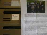 Pismo na sandučiću CESI-ja