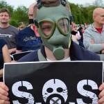Prosvjed u Slavonskom Brodu