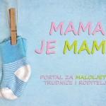 """Projekt """"Mama je mama"""" proglašen primjerom dobre prakse"""