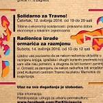 Kvartovska razmjena u Travnom: tribina i radionica
