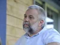 Na slici Andrija Rusan, Foto: Damil Kalogjera