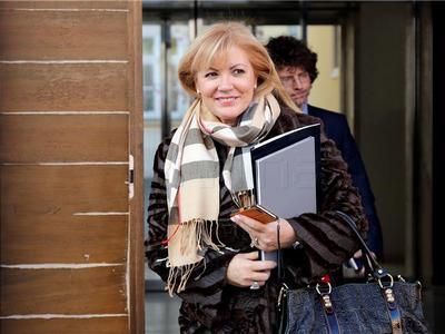 Bernardica Juretić, ministrica Ministarstva socijalne politike i mladih