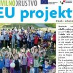 """28. broj """"EU projekata"""" je online"""