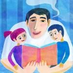 Očevi u kaznionicama dobili slikovnice i knjige iz kojih će izbarati priču za svoju djecu