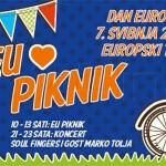 Obilježavanje Dana Europe i Europskog tjedna u Hrvatskoj
