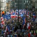 U Varšavi prosvjed najveći od pada komunizma