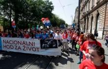 Prosvjed protiv prava na pobačaj