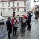 """Zastupnik HDZ-a Culej kazao aktivistima """"da si svjedodžbama obrišu onu stvar"""""""