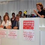 """""""Hrvatska može bolje"""" proziva Reinera za manipulaciju procedurom"""