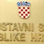 Veronika Rešković: Baj, baj Ustavni sud!