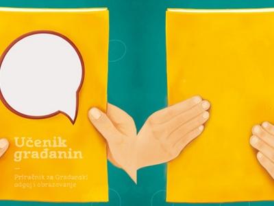 Vizualni identitet udžbenika predstavili su Lea Jurin i Dragan Kordić