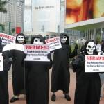 PETA ponovno otpužila Hermes za okrutnost prema životinjama