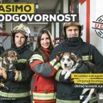 Prijatelji životinja i vatrogasci apeliraju na građane da ne napuštaju životinje