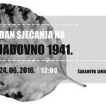 Dan sjećanja na Jadovno 1941., 25. lipnja, Jadovno