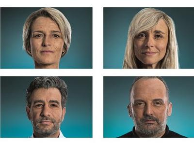 lavni akteri kampanje su 4 javne osobe: Antonija Blaće, Iva Šulentić, Janko Popović Volarić i Toni Cetinski