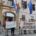 Zelena akcija, Zeleni Osijek i BED traže poništavnaje ugovora o istraživanju i eksploataciji ugljikovodika u Slavoniji