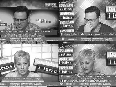 U 'Politiku i istinu' javljaju se gledatelji od Vukovara do Dubrovnika