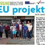 """30. broj """"EU projekata"""" je online"""