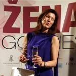 """Direktorica TZ Zagreb M. Bienenfeld izabrana za """"Ženu godine"""""""