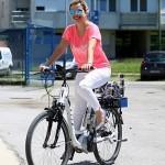 Hrvatska znanstvenica kreirala bicikl na vodik