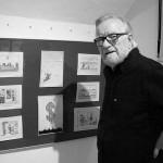 Bordo je karikaturom želio razotkriti nepravdu i nelogičnosti