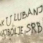Neprimjereni i uvredljivi grafiti u selima županjske Cvelferije