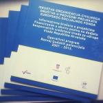 Iskustva organizacija civilnoga društva u provedbi projekata ESF-a