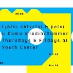 Ljeto u splitskom Domu mladih: ljetni petci i četvrtci