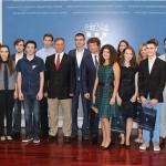 Nagrađeni učenici za izniman uspjeh na Državnoj maturi