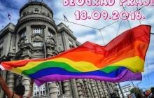 Beograd Pride bit će održan 18. rujna pod sloganom 'Ljubav mijenja svijet'