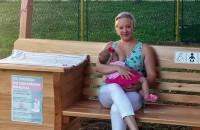 Klupica za dojenje ima i prematalicu
