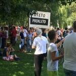 2000 građana u obrani parka na Savici