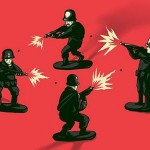 Crtež politike, politika crteža – izložba ilustracija hrvatskog izdanja Le Monde diplomatiquea