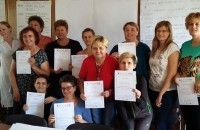 Edukacija Razvoj volonterstva i upravljanje volonterima održana u Čazmi