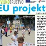 """32. broj """"EU projekata"""" je online"""