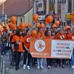 Više od tisuću sudionika na 1. slavonskom MS Walk-u u Vinkovcima
